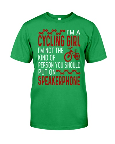 Cycle - I'm Cycling Girl