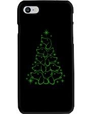 Dachshund - Christmas Tree Phone Case thumbnail