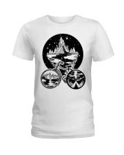 Cycle - Outdoor Ladies T-Shirt thumbnail