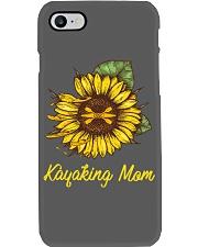 Kayaking - Sunflower Phone Case thumbnail