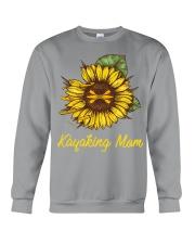 Kayaking - Sunflower Crewneck Sweatshirt thumbnail