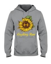 Kayaking - Sunflower Hooded Sweatshirt thumbnail