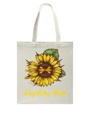 Kayaking - Sunflower Tote Bag thumbnail
