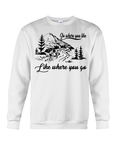 Cycle - Go Where You Like