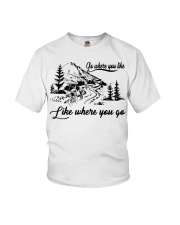 Cycle - Go Where You Like Youth T-Shirt tile
