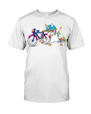 Cycle - DAB Classic T-Shirt front