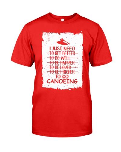 Canoeing - I Just Need To Go Canoeing