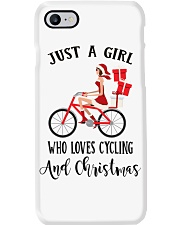 Cycle - Just A Girl Phone Case thumbnail