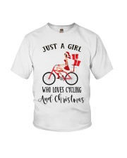 Cycle - Just A Girl Youth T-Shirt tile