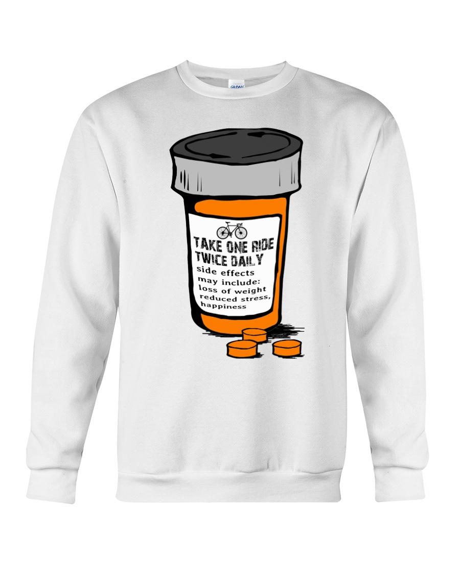 Cycle - Take One Ride Crewneck Sweatshirt