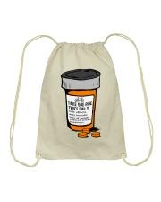 Cycle - Take One Ride Drawstring Bag thumbnail