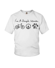 Cycle - I Am A Simple Woman Youth T-Shirt thumbnail
