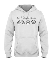 Cycle - I Am A Simple Woman Hooded Sweatshirt thumbnail