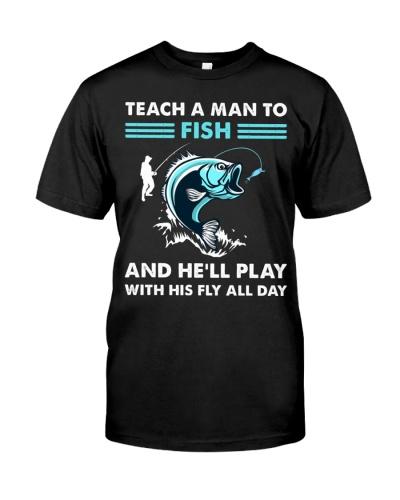 Fishing Teach A Man To Fish