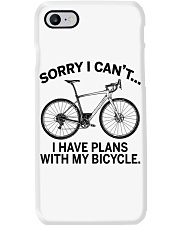 Cycle - I Have Plans With My Bicycle Phone Case thumbnail