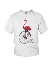 Cycle - Flamingo Youth T-Shirt thumbnail