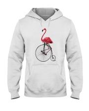 Cycle - Flamingo Hooded Sweatshirt thumbnail