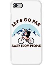 Cycle - Let's Go Far Phone Case thumbnail