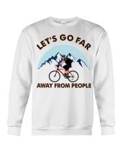 Cycle - Let's Go Far Crewneck Sweatshirt thumbnail