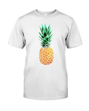 Canoeing - Pineapple Classic T-Shirt front