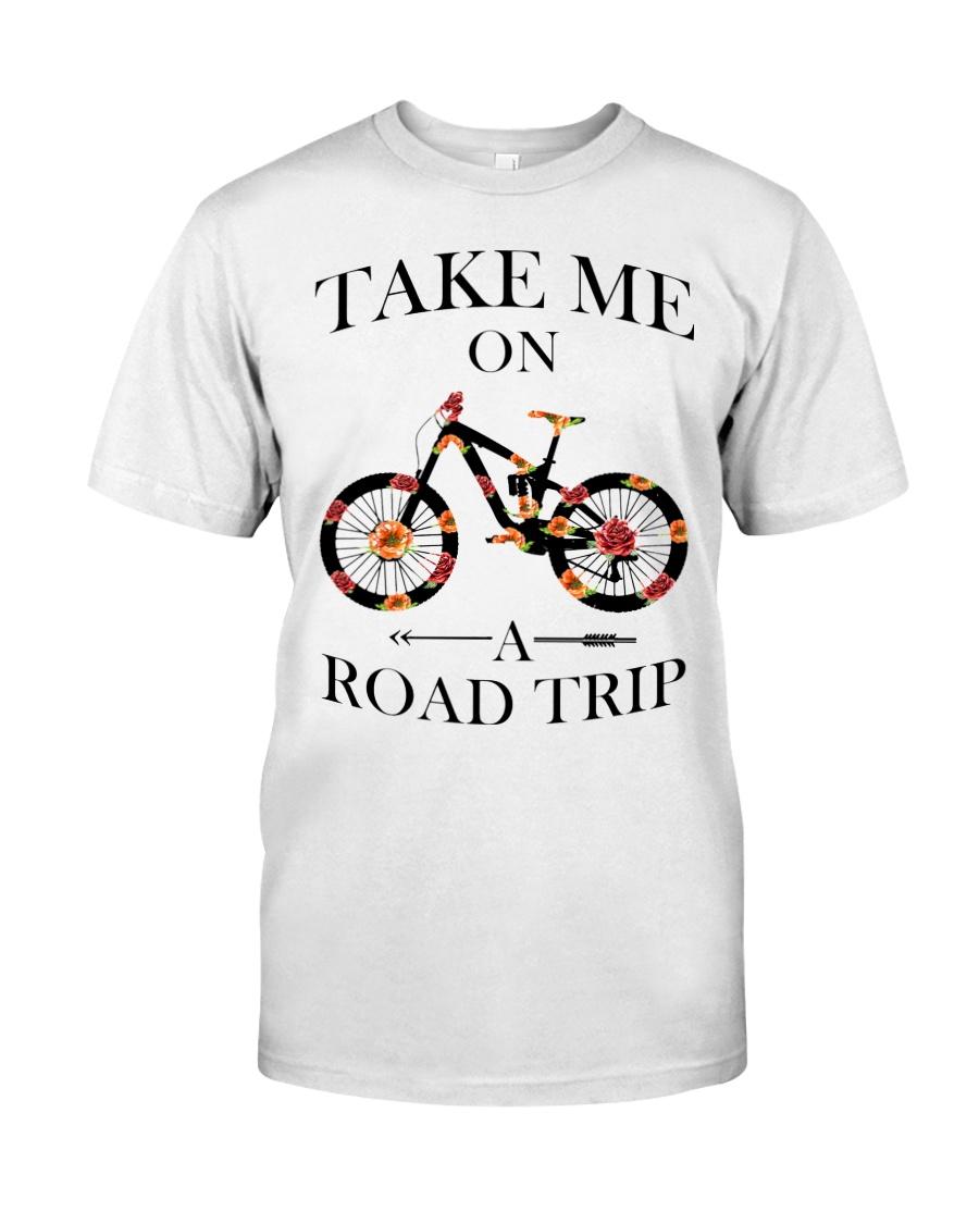 Cycle - Take Me On A Road Trip Classic T-Shirt