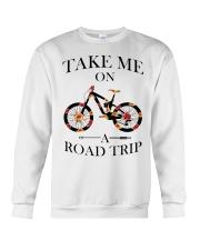 Cycle - Take Me On A Road Trip Crewneck Sweatshirt thumbnail