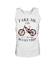 Cycle - Take Me On A Road Trip Unisex Tank thumbnail