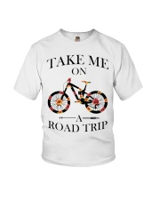 Cycle - Take Me On A Road Trip Youth T-Shirt thumbnail