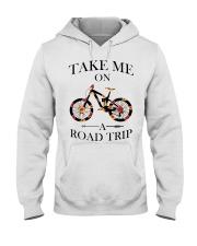 Cycle - Take Me On A Road Trip Hooded Sweatshirt thumbnail
