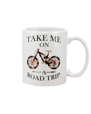 Cycle - Take Me On A Road Trip Mug thumbnail