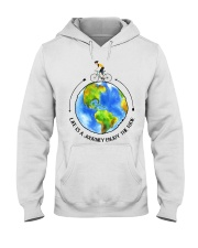 Cycle - Life Is A Journey Enjoy The Ride Hooded Sweatshirt thumbnail