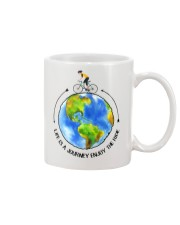 Cycle - Life Is A Journey Enjoy The Ride Mug thumbnail