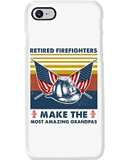 Retired Firefighters Make The Most Grandpas Phone Case thumbnail