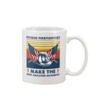 Retired Firefighters Make The Most Grandpas Mug thumbnail