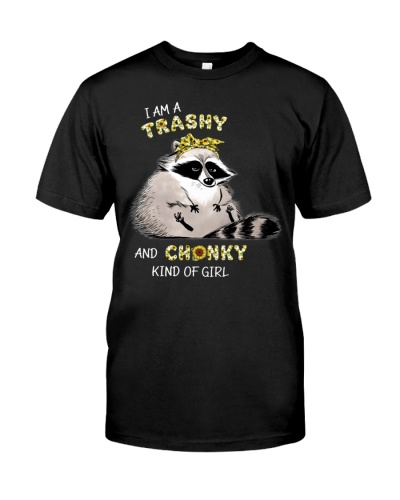Raccoon Trashy And Chonky
