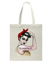 Canoeing - Lady Tote Bag thumbnail