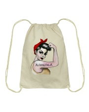 Canoeing - Lady Drawstring Bag thumbnail