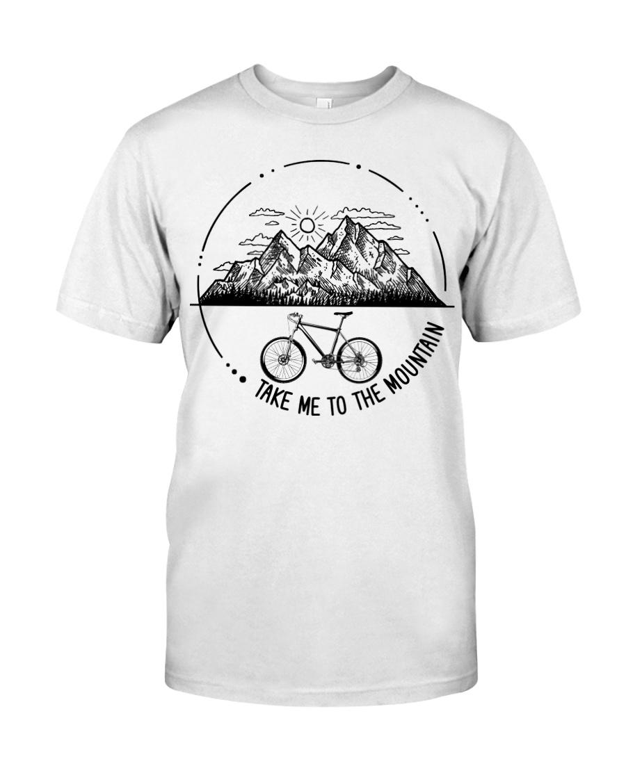 Cycle - Take Me To The Mountain Classic T-Shirt