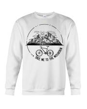 Cycle - Take Me To The Mountain Crewneck Sweatshirt thumbnail
