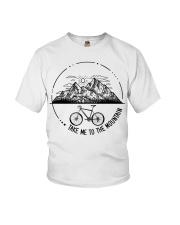 Cycle - Take Me To The Mountain Youth T-Shirt thumbnail