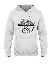 Cycle - Take Me To The Mountain Hooded Sweatshirt thumbnail