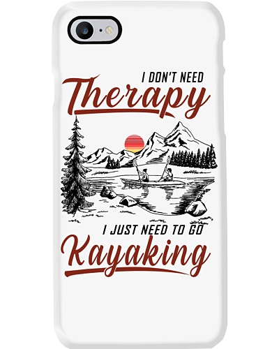 Kayaking - I Don't Need Therapy