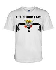 Cycle - Life Behind Bars V-Neck T-Shirt thumbnail