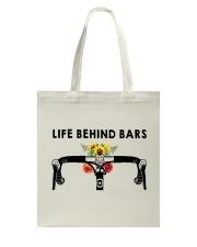 Cycle - Life Behind Bars Tote Bag thumbnail