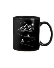 Cycle - Mountain Bike Mug thumbnail