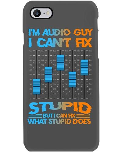 Engineer Audio Engineer Fix Stupid