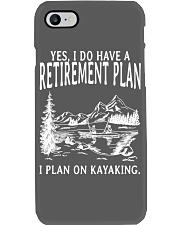 Kayaking - I Do Have A Retirement Plan Phone Case thumbnail
