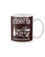 Kayaking - I Do Have A Retirement Plan Mug thumbnail
