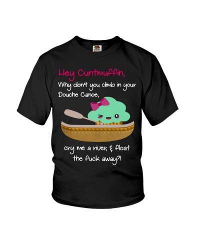 Canoeing - Hey Cuntmuffin - Mug