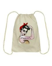 Kayaking - Lady Drawstring Bag thumbnail